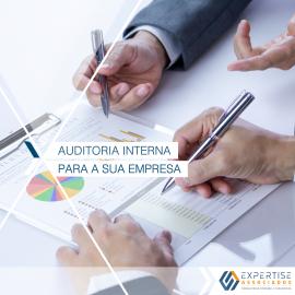 Auditoria interna da Expertise Associados em Curitiba-PR